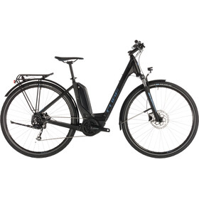 Cube Touring Hybrid ONE 400 Easy Entry Black'n'Blue